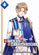 Itaru Chigasaki N Knights of the Round IV unbloomed