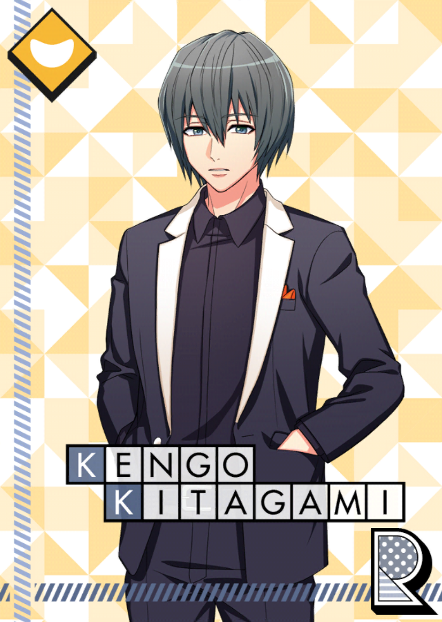 Kengo Kitagami R Backup Dancers! unbloomed