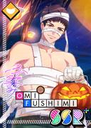 Omi Fushimi SSR Time for Pumpkins bloomed