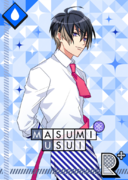 Masumi Usui R The Actor's Cafe is Open! bloomed