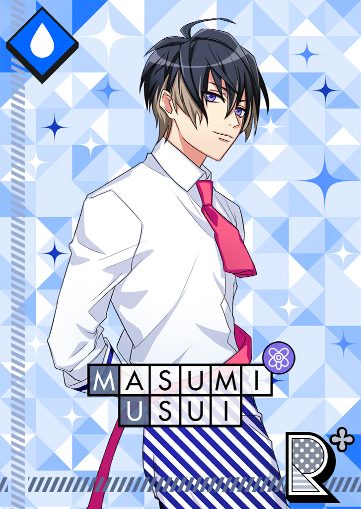 Masumi Usui R The Actor's Cafe is Open! bloomed.png