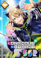 Kazunari Miyoshi SSR Our Little Kitty Secret bloomed