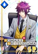 Homare Arisugawa SR Basics of a Capable Man unbloomed