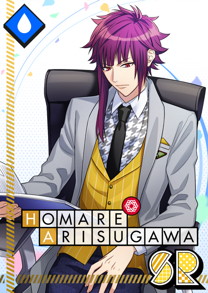 Homare Arisugawa SR 【Basics of a Capable Man】