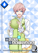 Muku Sakisaka R Melon Prince in Love unbloomed