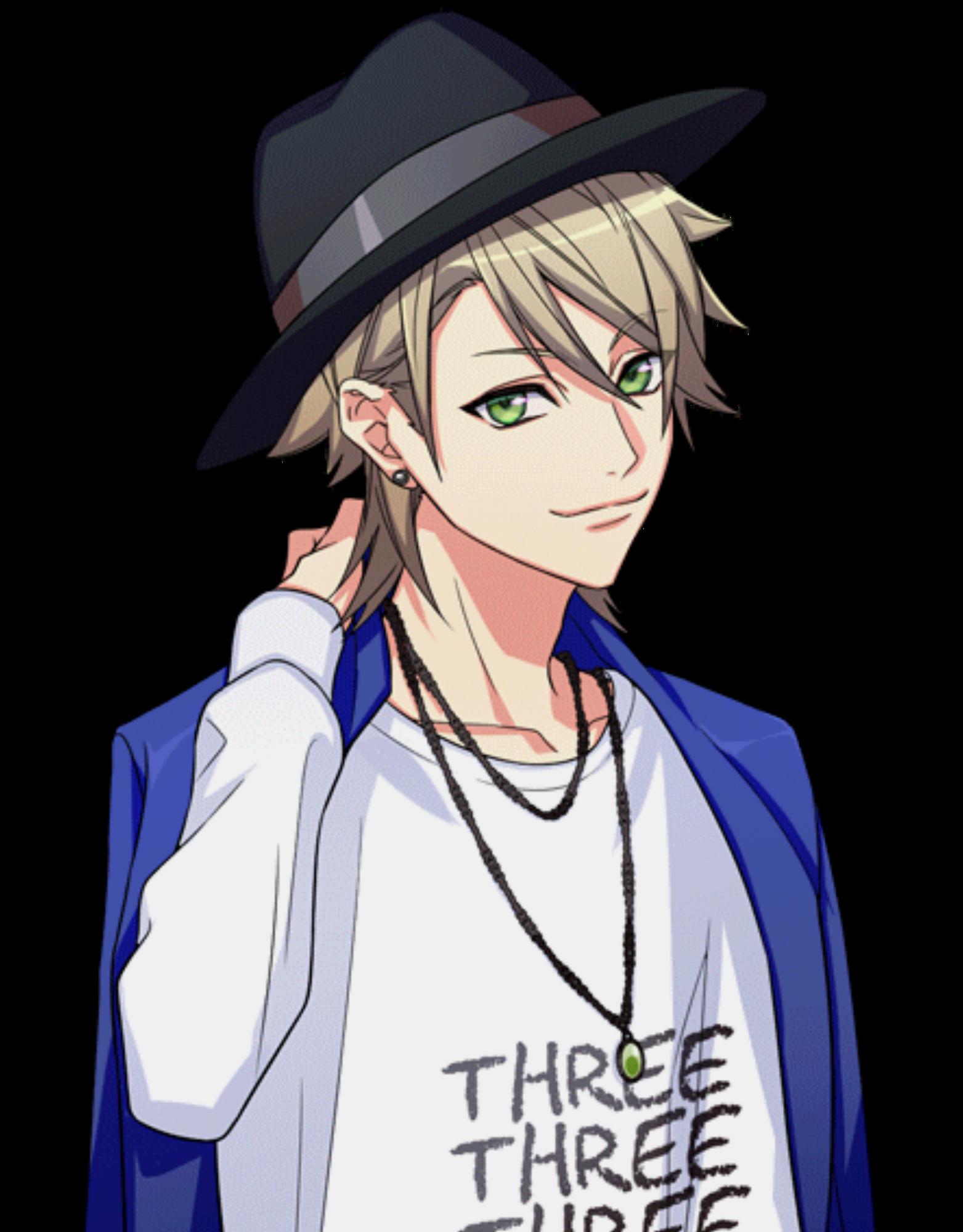 Kazunari profile.png