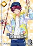 Sakuya Sakuma R Catch of the Day unbloomed
