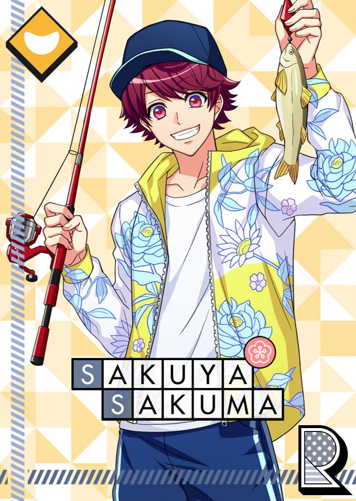Sakuya Sakuma R Catch of the Day unbloomed.png