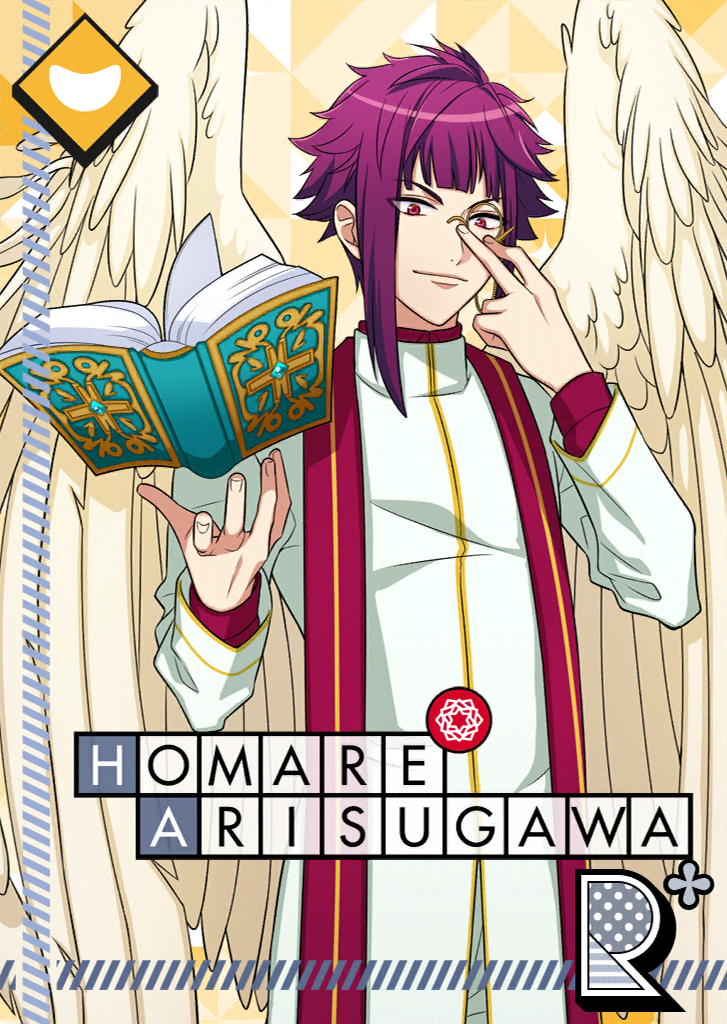 Homare Arisugawa R Sympathy for the Angel bloomed.png