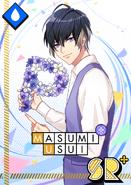 Masumi Usui SR Blooming Trail bloomed
