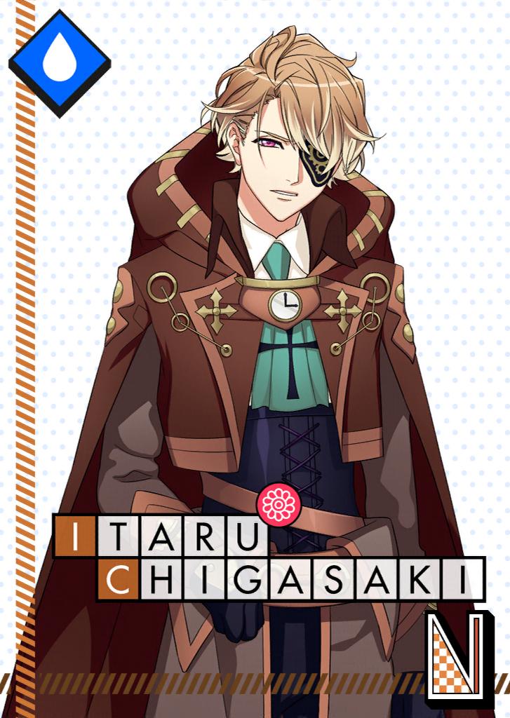 Itaru Chigasaki N A Clockwork Heart unbloomed.png