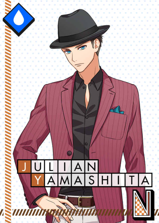 Julian Yamashita N Autumn Troupe Ensemble Cast unbloomed