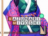 Kazunari Miyoshi N 【Shinobi Adventures!】