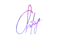 Chikage signature.png