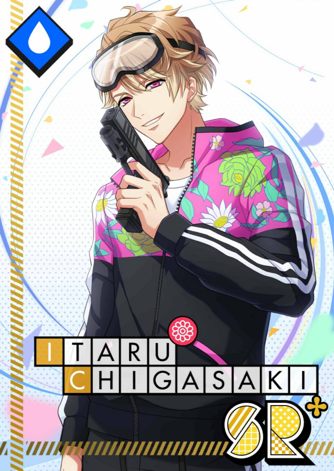 Itaru Chigasaki SR No Signal bloomed.png