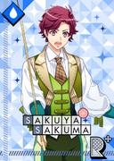 Sakuya Sakuma R Knights of the Round IV bloomed