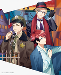 A3! Anime DVD & Blu-ray Volume 6 Jacket