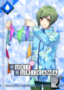 Yuki Rurikawa R Still Getting Ready bloomed