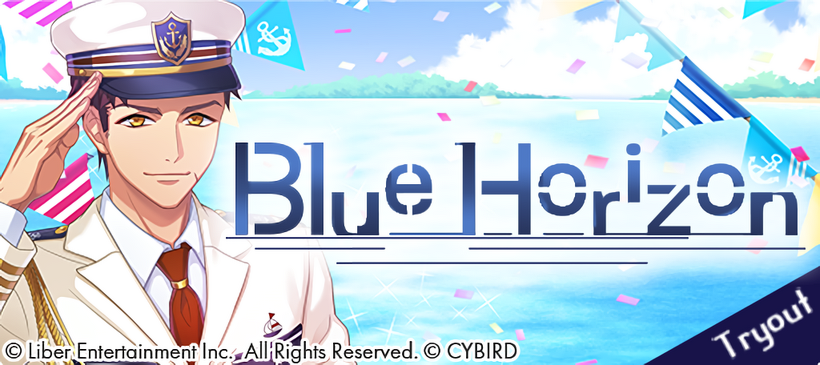 Blue Horizon Tryouts banner
