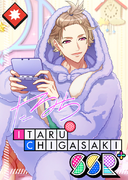 Itaru Chigasaki SSR After the Suit's Off... bloomed