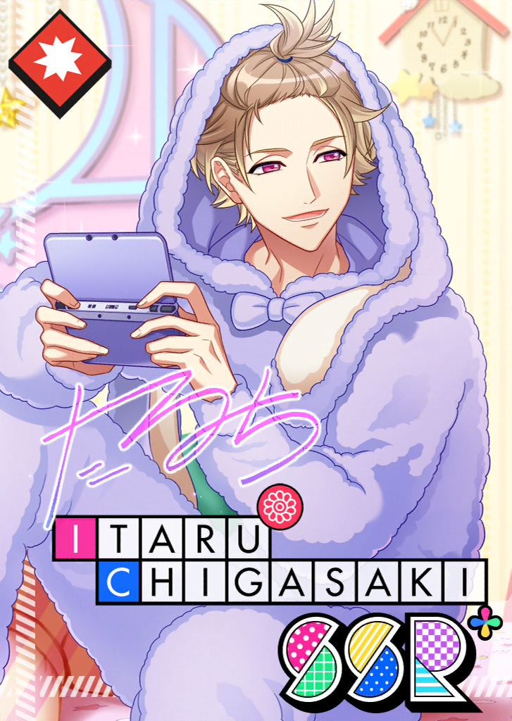 Itaru Chigasaki SSR After the Suit's Off... bloomed.png