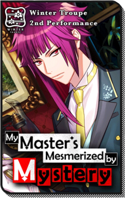 My Master's Mesmerized by Mystery event story