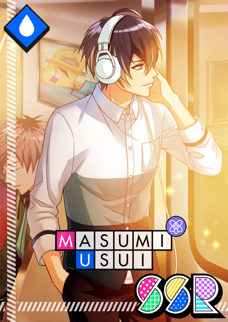 Masumi Usui SSR Now Playing... unbloomed.png