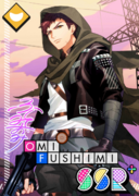Omi Fushimi SSR Picture Perfect bloomed