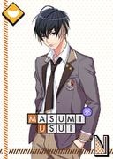 Masumi Usui N Hanasaki High School unbloomed