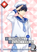 Tsumugi Tsukioka R Flag Waving Sailor unbloomed