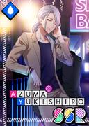 Azuma Yukishiro SSR City Lights unbloomed