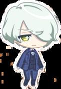 Hisoka suit chibi 1