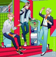 A3! Blooming SPRING EP