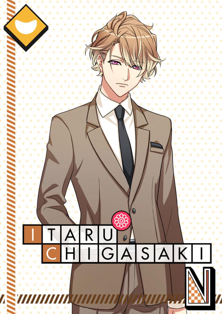 Itaru Chigasaki N Suit & Tie unbloomed.png