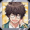 Isuke Matsukawa R Useless Manager bloomed icon