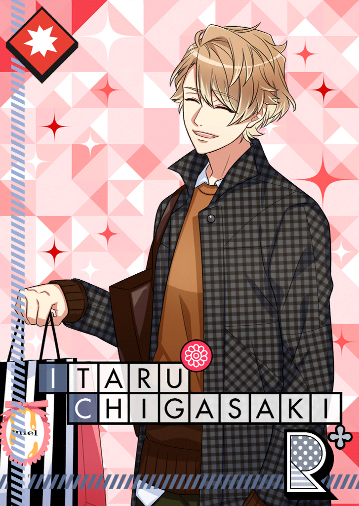 Itaru Chigasaki R Time for Decluttering bloomed.png