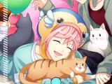 Muku Sakisaka SSR 【Kitty Paradise】