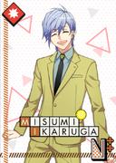 Misumi Ikaruga N Suit & Tie bloomed