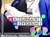 Kazunari Miyoshi SSR 【Our Little Kitty Secret】