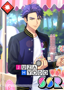 Juza Hyodo SSR This is Candy Paradise! unbloomed
