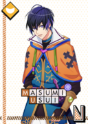 Masumi Usui N Knights of the Round IV unbloomed