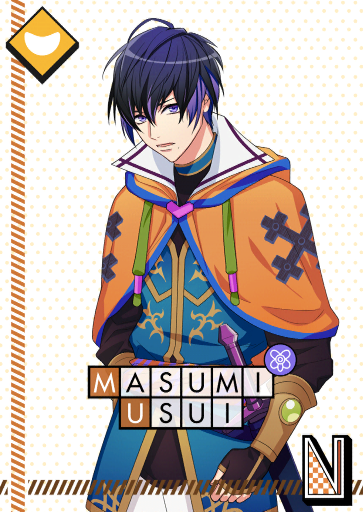 Masumi Usui N Knights of the Round IV unbloomed.png