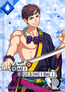 Omi Fushimi R Sneering Oni bloomed