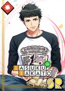 Tasuku Takato SR The Big Buff Wolf unbloomed