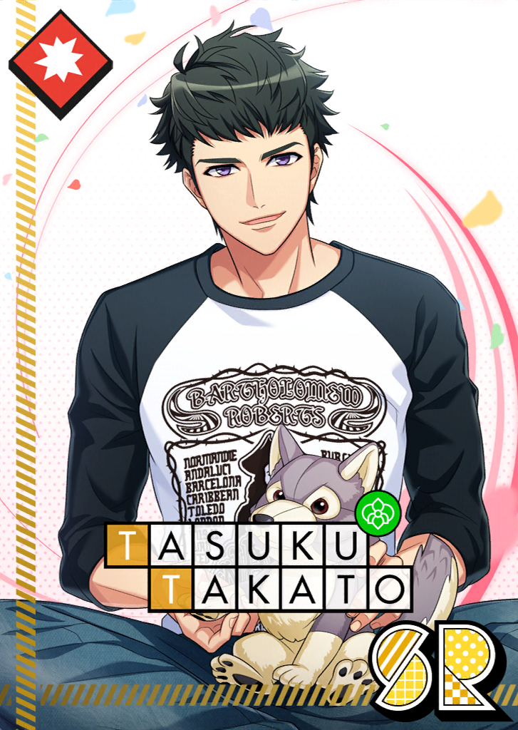 Tasuku Takato SR The Big Buff Wolf unbloomed.png