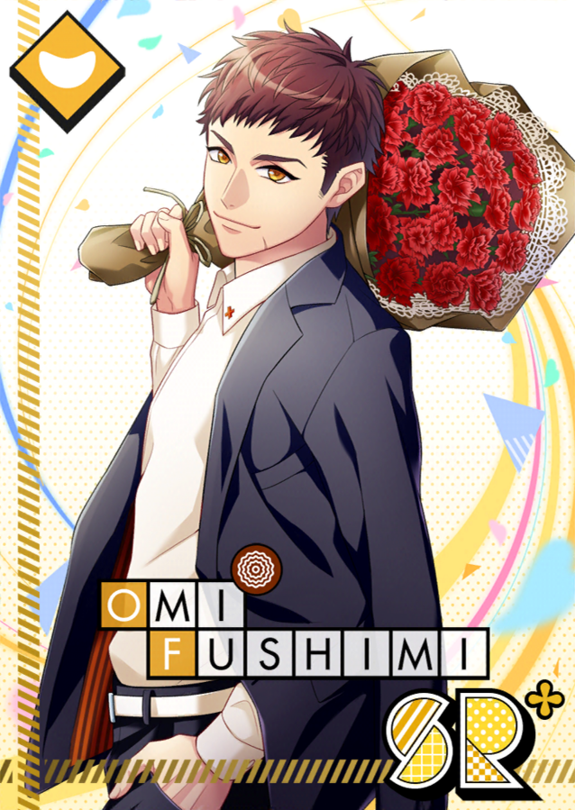 Omi Fushimi SR About to Bloom bloomed.png