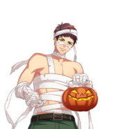 Omi Fushimi SSR Time for Pumpkins bloomed transparent