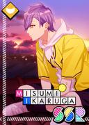 Misumi Ikaruga SSR Twilight's Many Colors unbloomed