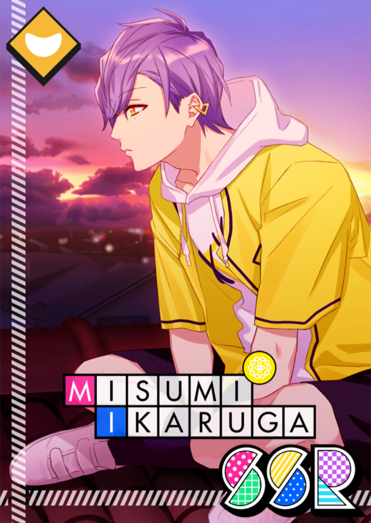 Misumi Ikaruga SSR Twilight's Many Colors unbloomed.png
