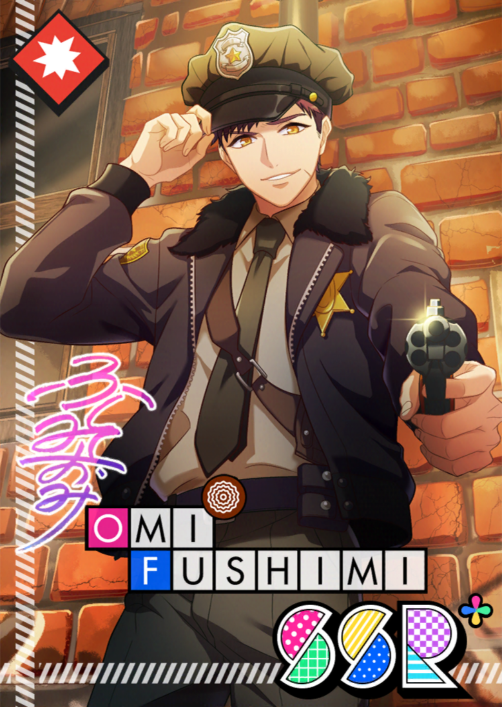 Omi Fushimi SSR Bold Flavors bloomed.png